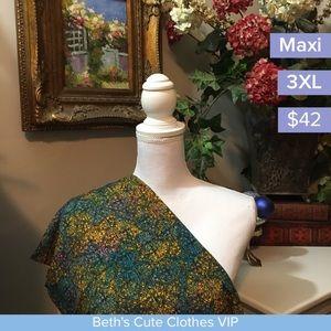 Lularoe Maxi skirt/dress